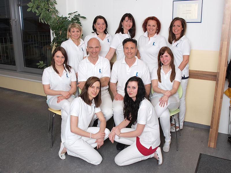 Tinntituszentrum Team