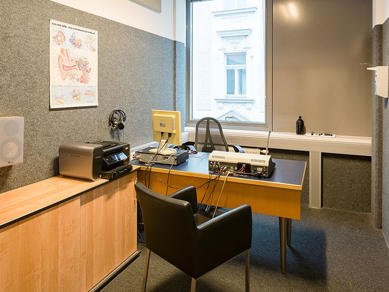 Büro Zentrum